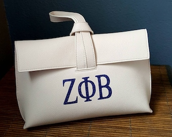 Sorority Envolpe Wrist Clutch