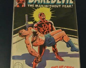 DAREDEVIL #164 1980 Frank Miller - Marvel Comics