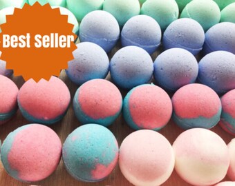 Wholesale Bath Bombs, Bulk Bath Bombs, Private Label Bath Bombs, Bridesmaids Gift, Easter Gift, Easter Basket, Handmade, Bath Fizzy