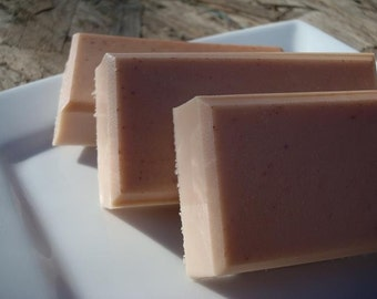 Cedar Soap for Men - Handmade with Shea Butter - Homemade Soap - Best Smelling Soap For Men - Bar Soap
