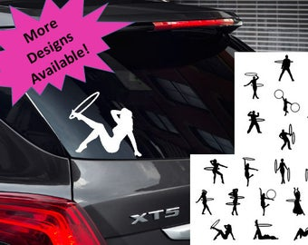 Hooper Car Decals