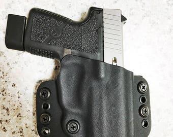 KAHR PM9 owb Kydex holster