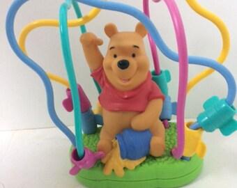 winnie the pooh toy  vintage winnie the pooh vintage scroll toy