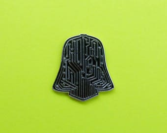 DISNEY: STAR WARS - Darth Vader (Circuit) Pin