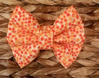 Starburst and Silver Bow Tie (50% profit to Maggie @maggiejackand_lilly_adventures )