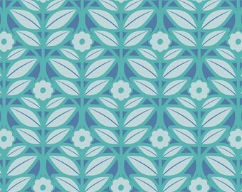 IMPRESSIONS CAPRI (MO-4805) - Modernology by Patricia Bravo - Art Gallery Fabric - By the Yard