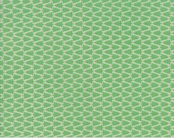Swell Christmas by Urban Chiks for Moda, #31125-19, Green Tress, Christmas Trees, Christmas Fabric, Christmas in July, IN STOCK