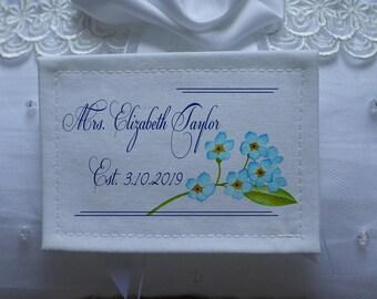 Wedding Dress Label    Bridal Shower Gift    Something Old   Something Blue Label  Personalized Wedding Dress Label