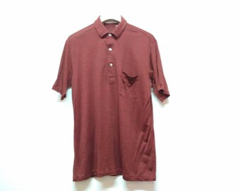 Vintage Christian Dior Monsieur Polo Shirt Size M