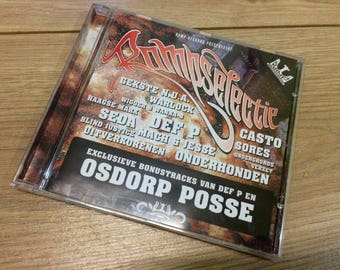 Osdorp Posse CD Album Disaster selection