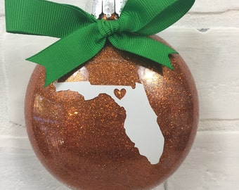 Florida A&M University- College Team Ornament