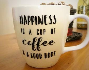 Coffee & Books Mug