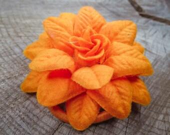 Gardenia Hair Clip ~1 pieces #100740