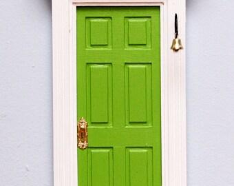 Green Fairy Door / Tooth Fairy Door