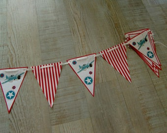 Paper - planes Theme Bunting