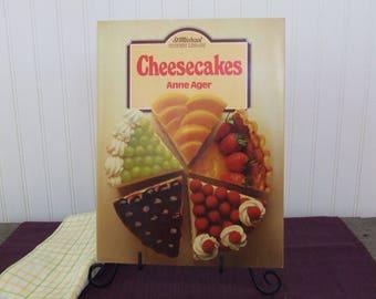 Cheesecakes, Vintage Cookbook, 1981
