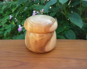 Black locust mushroom box