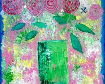 5. bouquet de fleurs
