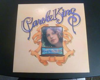 Carole King Wrap Around Joy Vinyl Record LP ODE SP 77024 Ode Records 1974