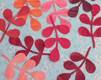 9 embellishments for crafting, scrapbooking, textile arts, 959 Lelièvre France upholstery fabric