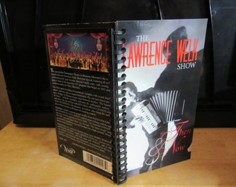 Lawrence Welk Show VHS Tape Box Notebook