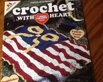 Leisure Arts - Crochet Magazine - Crochet Patterns Only