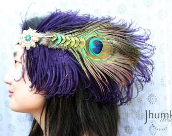 Sushikha /// Headpiece by Jhumki - designs by raindrops