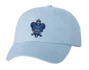Kappa Kappa Gamma Crest Hat