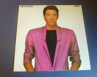 Boz Scaggs Hits Vinyl Record LP FC 36841 Columbia Records 1980