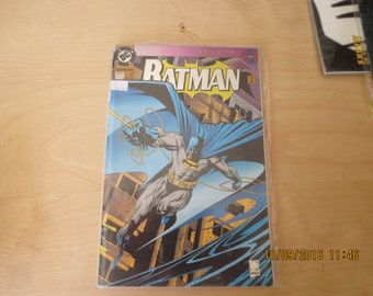 BATMAN KNIGHYFALL 500th issue Never read In PlasticMint Box 16