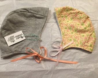 Spring/Fall Baby Bonnet
