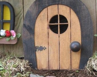 Fairy Doors,  Faerie Doors, Gnome doors, Elf Doors, rounded.