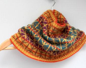 Wood Stack PDF Knitting Pattern