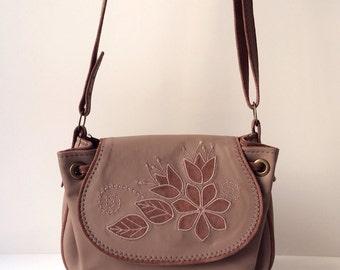 Black Friday Crossbody Bag Leather Crossbody Bag Leather Woman Bag, Christmas Gift Christmas Gift Idea