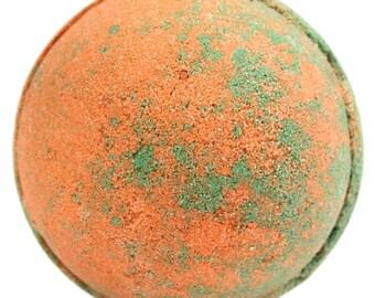 Balls Jumbo/bath bomb Hawaiian Mango 180 gr. Handmade