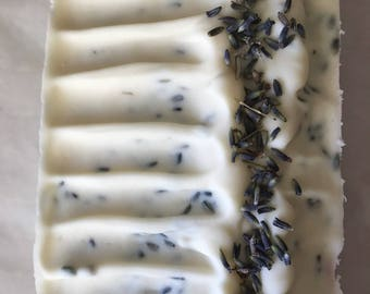 Lavender Soap, Lavender, Soap, Skincare, Essential Oil, Gift, Natural, Lavender Blossom