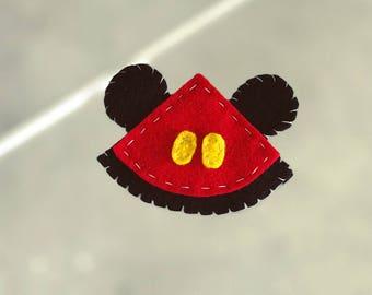 Mr Mickey Mouse Corner Bookmark