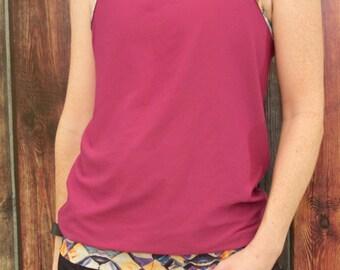 Resolution Sports Bra and Workout Tank PDF Sewing Pattern