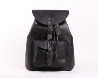 Charlote II Backpack (Chocolate)