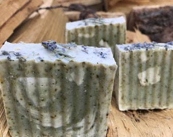 Vegan Handcrafted Soap By Andrea