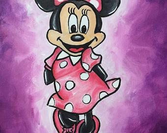 Customized Minnie