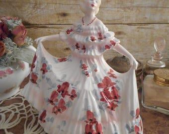 Vintage Women Figurine ESD Japan