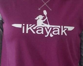 iKayak shirt ladies