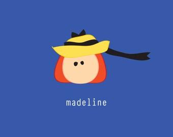 Madeline:  5x7 digital file
