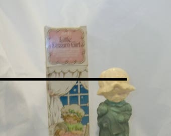 Vintage Avon Little Dream Girl Cologne Decanter with Original Box