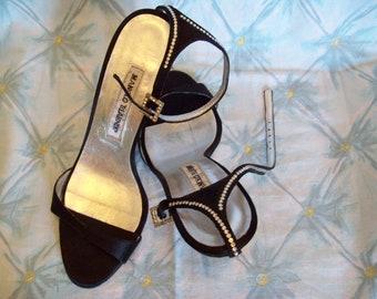 Manolo Blahnik  Highheels  Shoes  Vintage    ''Or Best Offer''   Size  7B/US , 37/EU