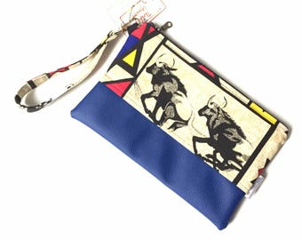 wristlet, african bag, clutch purse, clutch bag, evening bag, clutch bags for women, african purse, iphone wristlet, cellphone wristlet