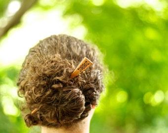 Celtic Hair stick   Hair Stick   Wood Hair Stick   Bohemian Hair Style   Natural Hair Stick   Hair Pin   Easy Up Do   Natural Hair Style