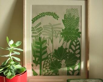Botanical Screen print