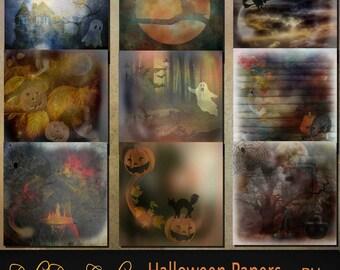 Halloween Papers 2015